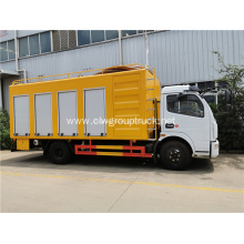 Cheap Price 4x2 sewage suction vehicle